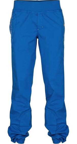 Nihil Minimum lange broek Dames blauw